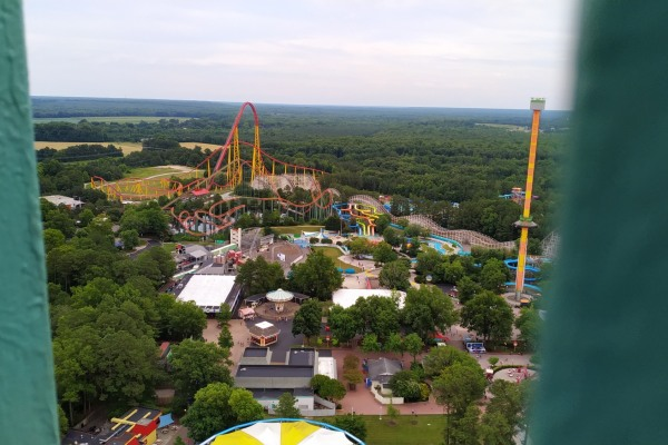 Intimidator 305 en Kings Dominion: Opiniones e Info | PACommunity